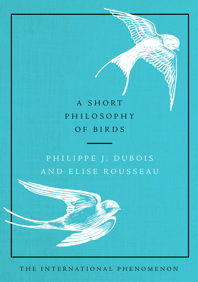A Short Philosophy of Birds - cover