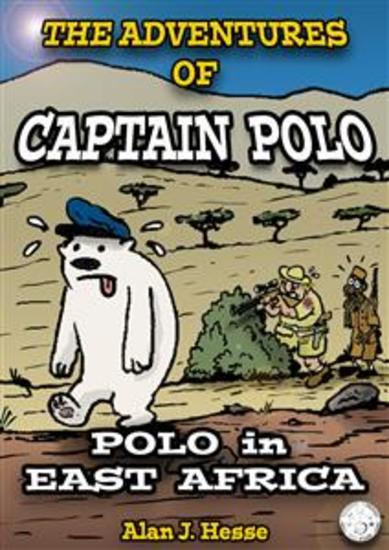 The Adventures of Polo the Bear - The Climate Change Comic part 3 - cover