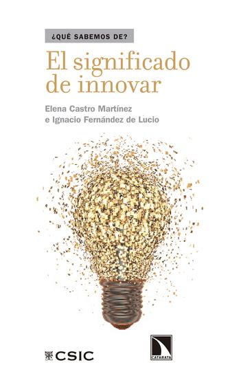 El significado de innovar - cover