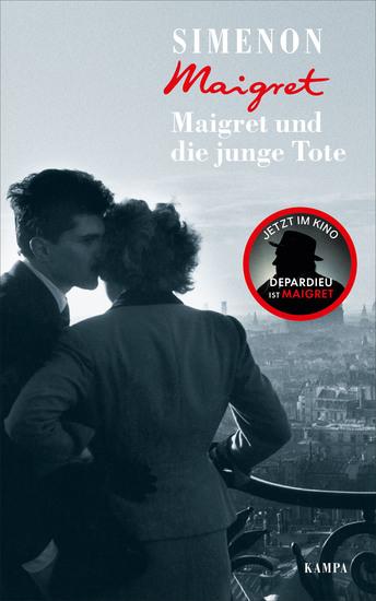 Maigret und die junge Tote - cover