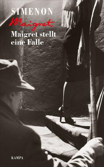 Maigret stellt eine Falle - cover