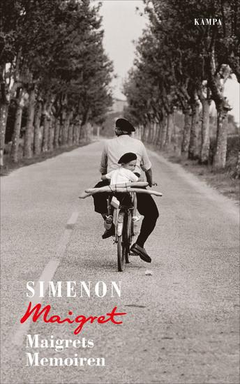 Maigrets Memoiren - cover
