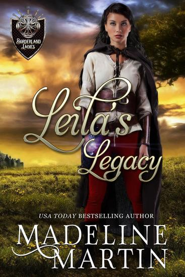 Leila's Legacy - Borderland Ladies #6 - cover