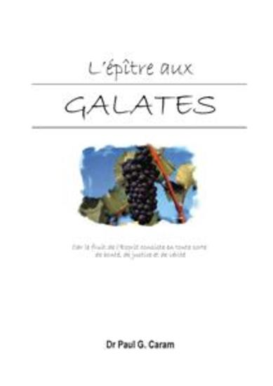 Galates - cover