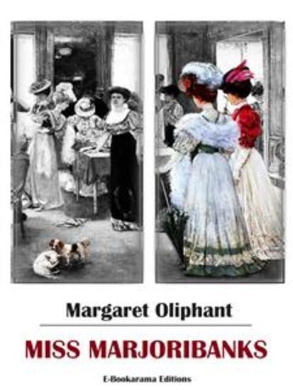 Miss Marjoribanks - cover