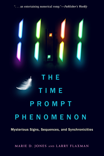 11:11 The Time Prompt Phenomenon - Mysterious Signs Sequences and Synchronicities - cover