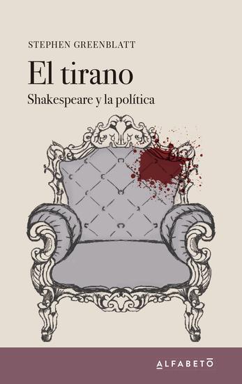 El tirano - Shakespeare y la política - cover