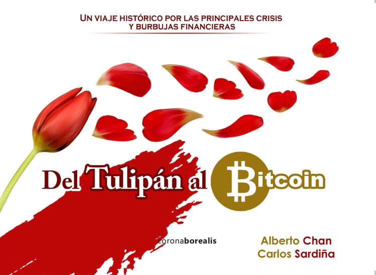 Del tulipán al bitcoin - Un viaje histórico por las principales crisis y burbujas financieras - cover