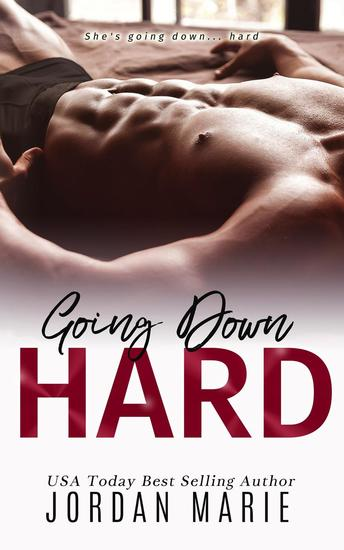 Going Down Hard - Doing Bad Things #1 - cover