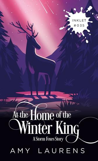 At The Home Of The Winter King - Inklet #35 - cover
