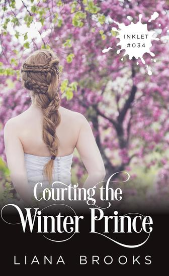 Courting The Winter Prince - Inklet #34 - cover