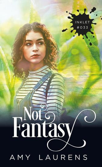 Not Fantasy - Inklet #33 - cover
