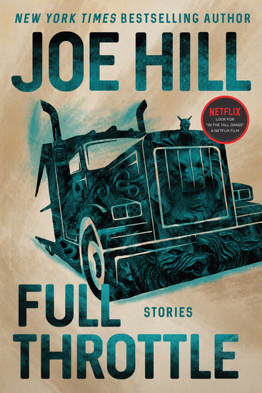 Full Throttle - Stories - cover