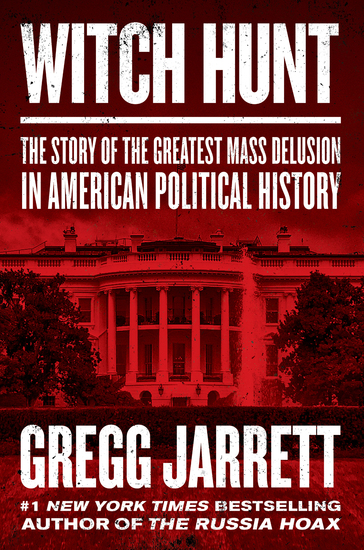 Witch Hunt - The Story of the Greatest Mass Delusion in American Political History - cover
