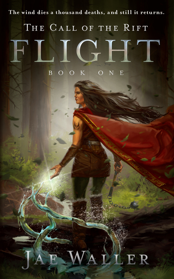 The Call of the Rift: Flight - cover