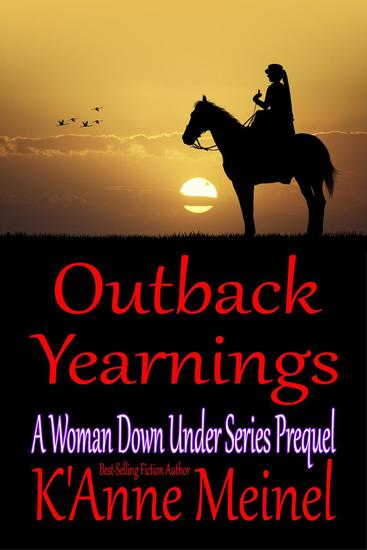 Outback Yearnings - A Woman Down Under #0 - cover