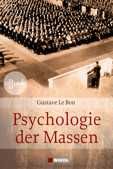 Psychologie der Massen - cover