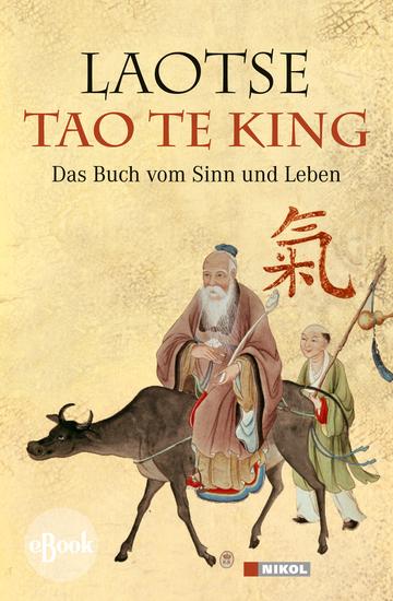 Tao te king: Das Buch vom Sinn und Leben - cover