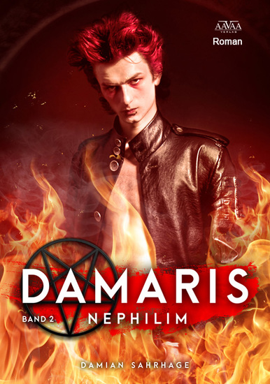 Damaris Nephilim - Damaris Band 2 - cover