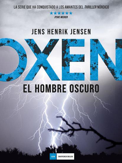 Oxen - El hombre oscuro - cover