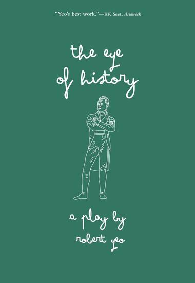 The Eye of History - From Stage to Print - cover