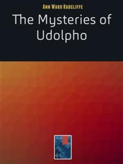 The Mysteries of Udolpho - cover