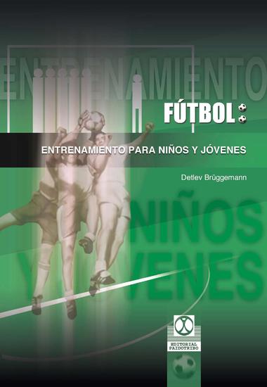 Fútbol - Entrenamiento para niños y jóvenes - cover