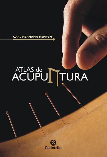 Atlas de acupuntura (Color) - cover