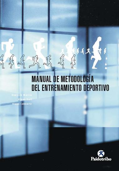 Manual de metodología del entrenamiento deportivo - cover