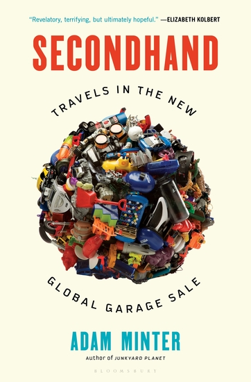 Secondhand - Travels in the New Global Garage Sale - cover