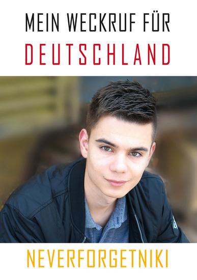 Mein Weckruf für Deutschland - Neverforgetniki - cover