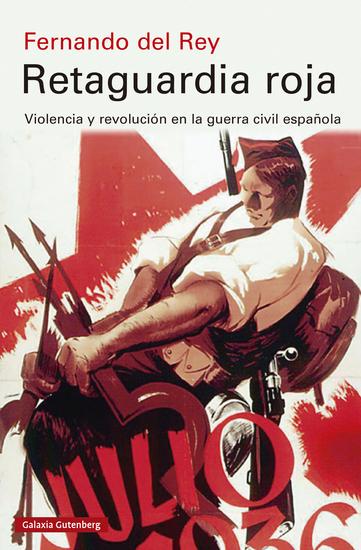 Retaguardia roja - cover