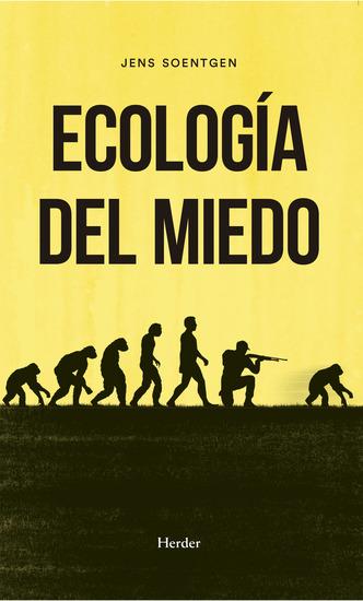 Ecología del miedo - cover