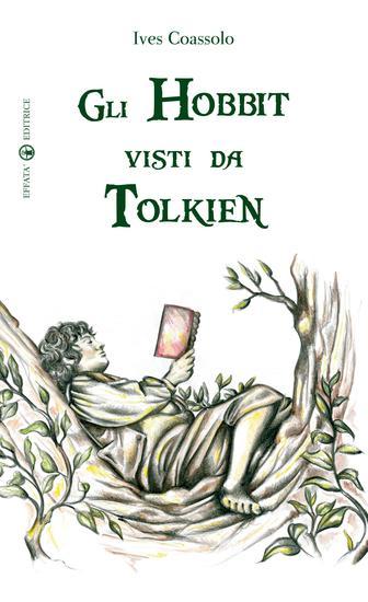 Gli Hobbit visti da Tolkien - cover