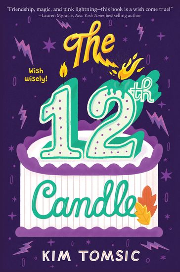 The 12th Candle - cover