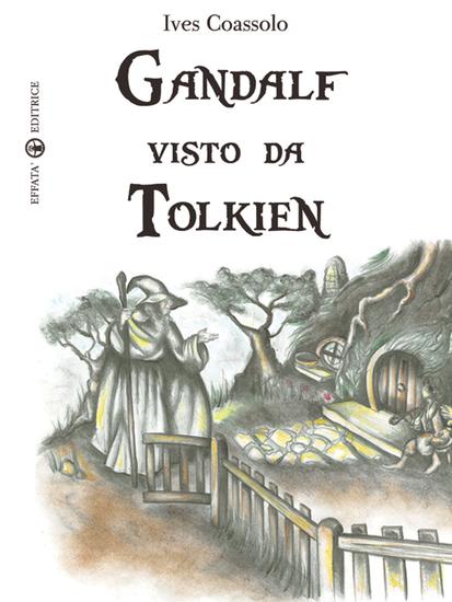 Gandalf visto da Tolkien - cover
