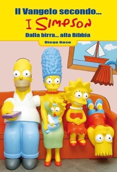 Il Vangelo secondo I Simpson - Dalla birra alla Bibbia - cover
