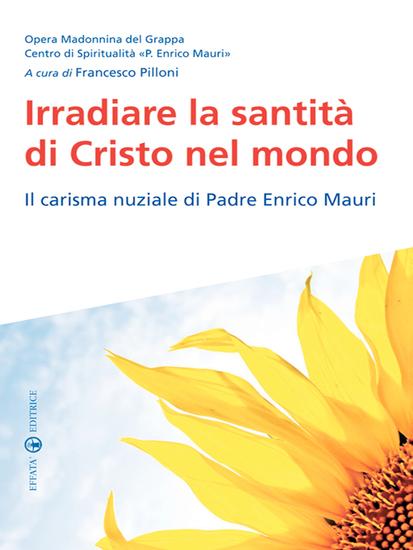 Irradiare la santità di Cristo nel mondo - Il carisma nuziale di Padre Enrico Mauri - cover