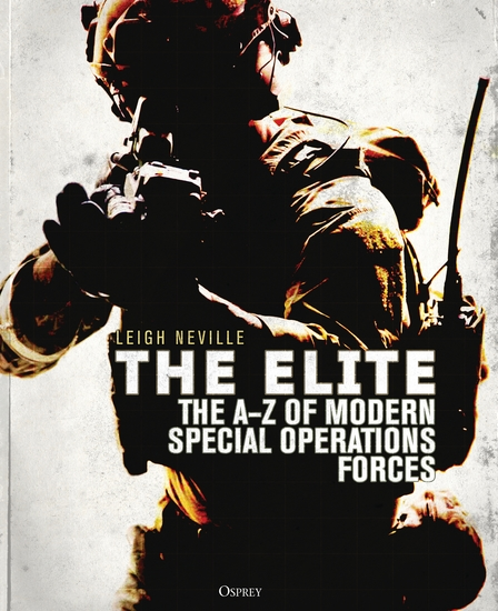 The Elite - The A–Z of Modern Special Operations Forces - cover