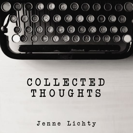 Collected Thoughts - cover