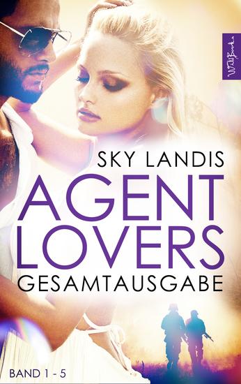Agent Lovers Gesamtausgabe: Die komplette Serie Band 1-5 - cover