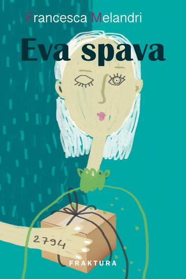 Eva spava - cover