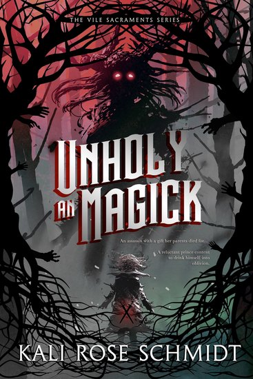 An Unholy Magick - cover