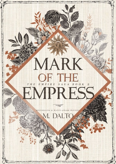 Mark of the Empress - cover