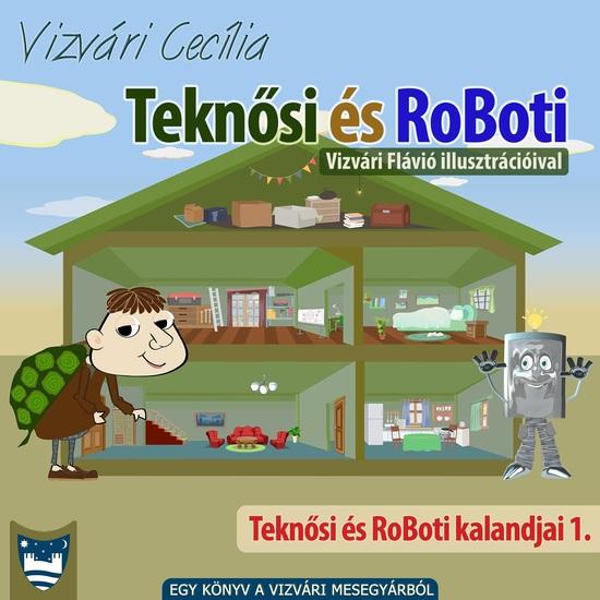 Teknősi és RoBoti - cover