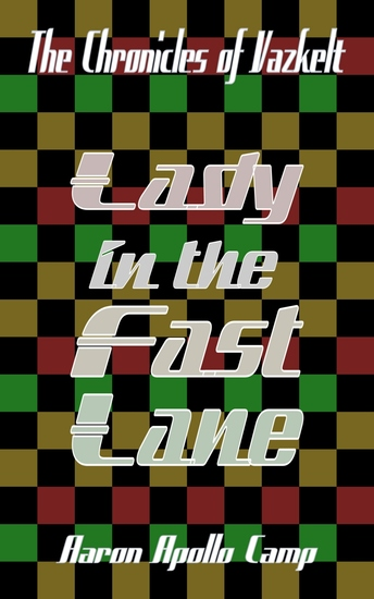Lady in the Fast Lane - cover