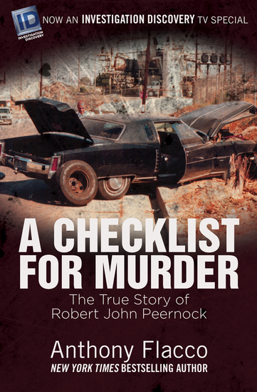 A Checklist for Murder - The True Story of Robert John Peernock - cover