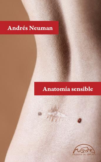 Anatomía sensible - cover