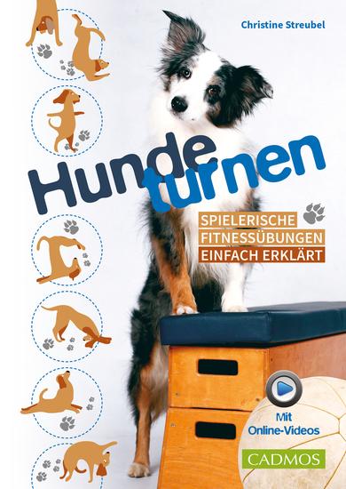 Hundeturnen - Spielerische Fitnessübungen einfach erklärt - cover