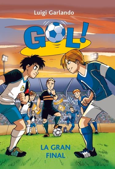Gol 5 La gran final - cover